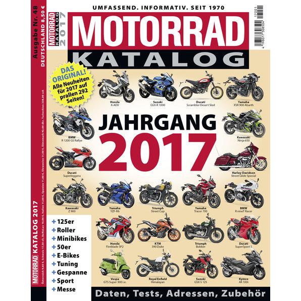 MOTORRAD - KATALOG 2017