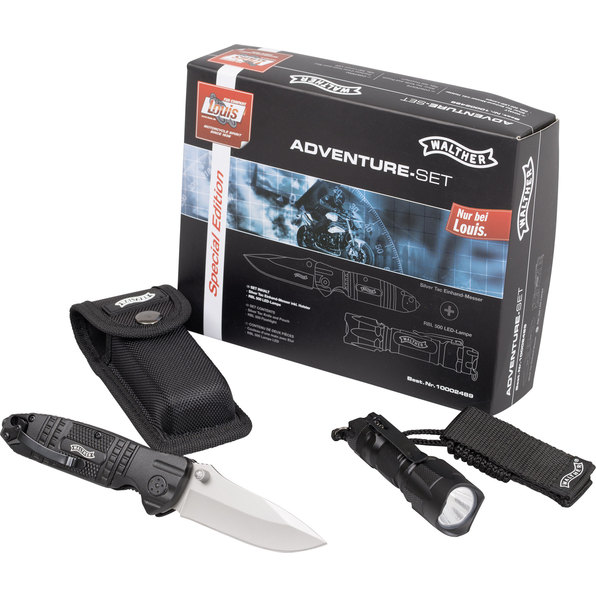 WALTHER ADVENTURE SET