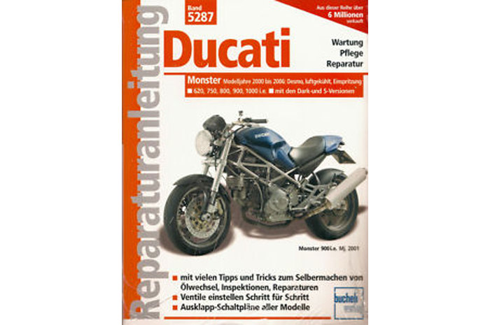 Teile & Daten: DUCATI MONSTER 900 IE | Louis Motorrad & Freizeit