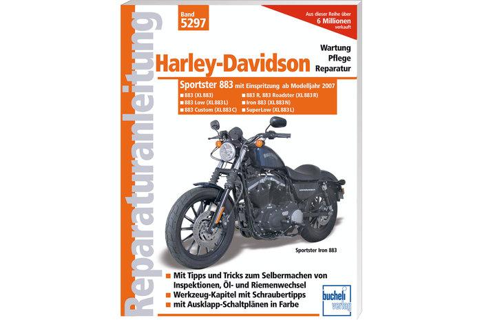 Teile & Daten: HARLEY-DAVIDSON SPORTSTER 883 SUPERLOW (EURO 4 ...