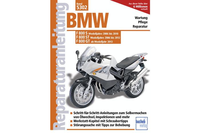 Bmw Handbuch F 800 Sstr Fahren Pflegen Reparieren Kaufen Louis