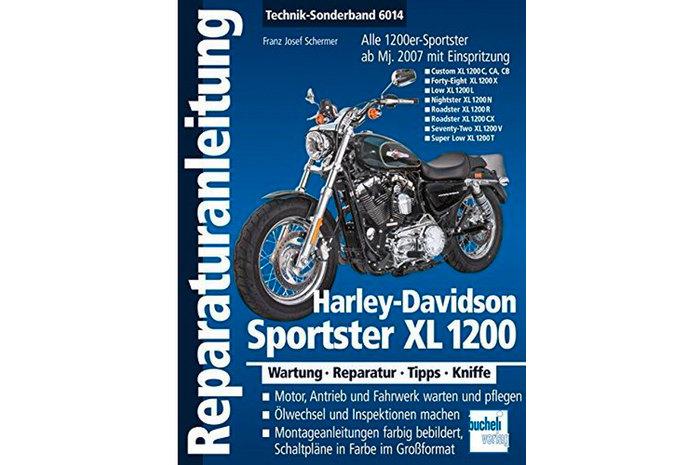 Auto & Verkehr VertrauenswüRdig Haynes Handbuch Harley-davidson Sportster Reparaturanleitung/reparatur-handbuch Einfach Zu Reparieren
