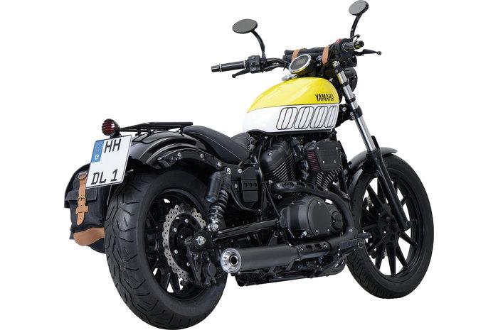 yamaha xv 950 zubeh r motorrad bild idee. Black Bedroom Furniture Sets. Home Design Ideas