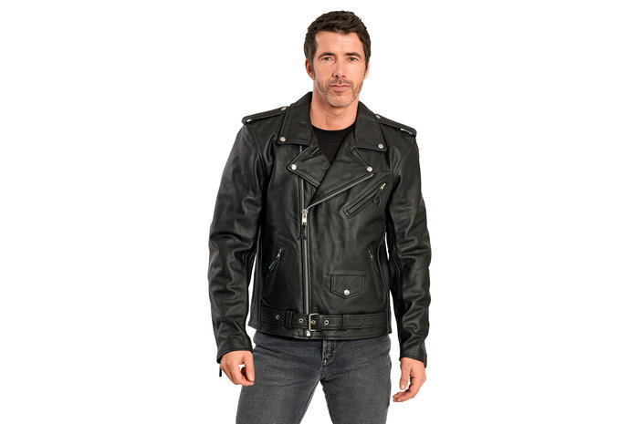 c250e63571a6a7 Buy Highway 1 Light leather jacket | Louis Motorcycle & Leisure