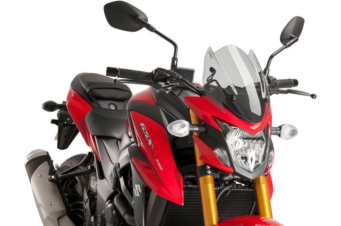 Parts & Specifications: SUZUKI GSX-S 750 (EURO 4) | Louis
