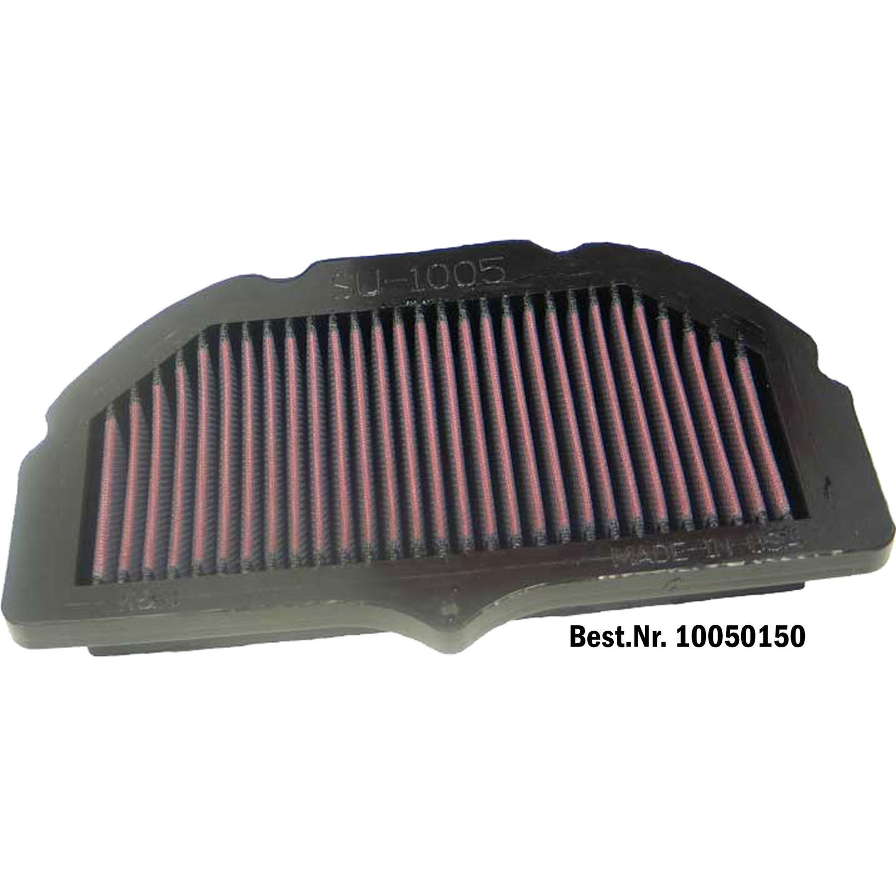 K/&N Air Filter For Suzuki 2007 GSX-R1000 K7