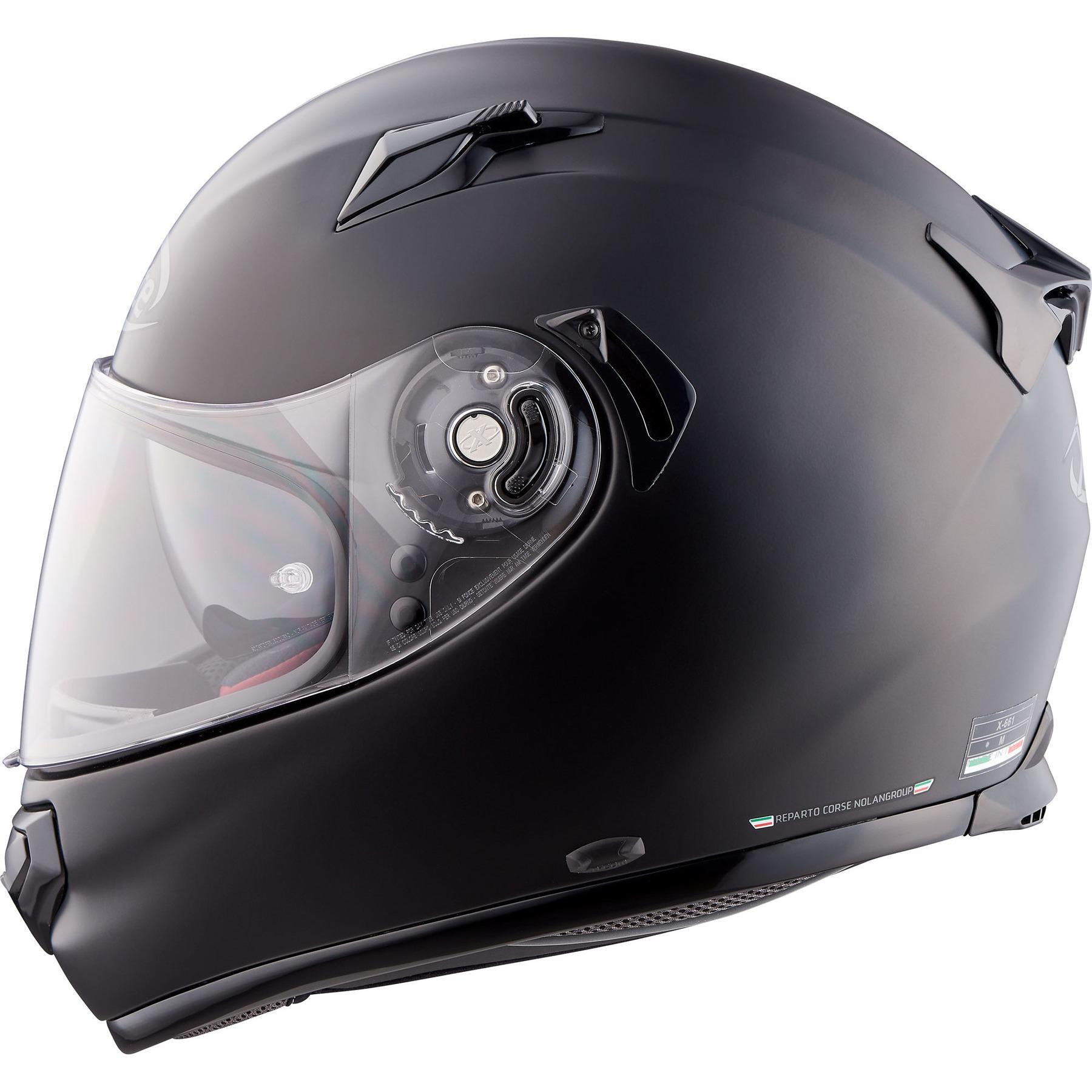 Box BX-3 Silver Mirror helmet visor shield