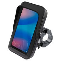 GPS POUCH UP TO 6.7 INCH AND TUBULAR HANDLEBAR
