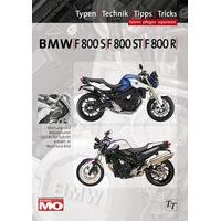 BMW HANDBOEK F 800 S/ST/R RIJDEN,ONDERH.,REPAREREN