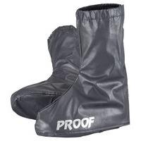 PROOF BOOT RAIN COVERS SIZE XL = 44/45, BLACK