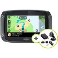 TOMTOM RIDER 550 PREMIUM PACK GPS SAT NAV