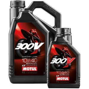 300V 4T  Engine Oil SAE 10W-40