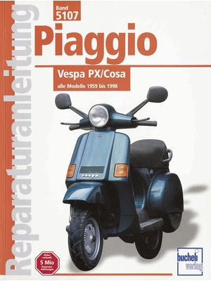Vespa PX 80 E Lusso E-Start 1984-1996 Fuel Tap Gasket