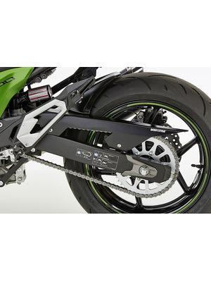 Moto support casque standard kawasaki z 800 13-16 avant roue avant