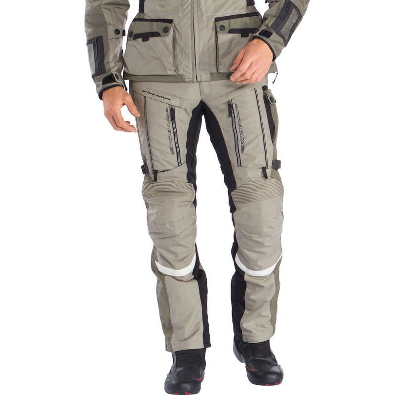WWK Cargo Action Work Trouser Zip pockets Mens work tuff mechanic