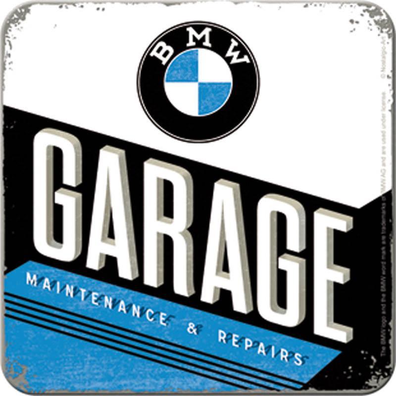 COASTERS BMW *GARAGE*