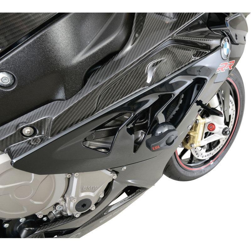 FD-MOTO 06-08 Suzuki GSXR 600//750 Motorcycle Scooter Bicycle Crash Bobbin Frame Slider