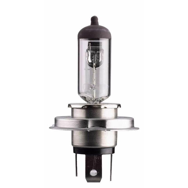 Triple ampoule halog/ène H4 de rechange pour phares de voiture 60//55 W 12V