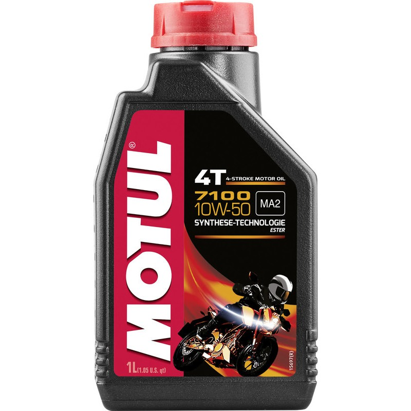 MOTUL 7100 4T 10W-50