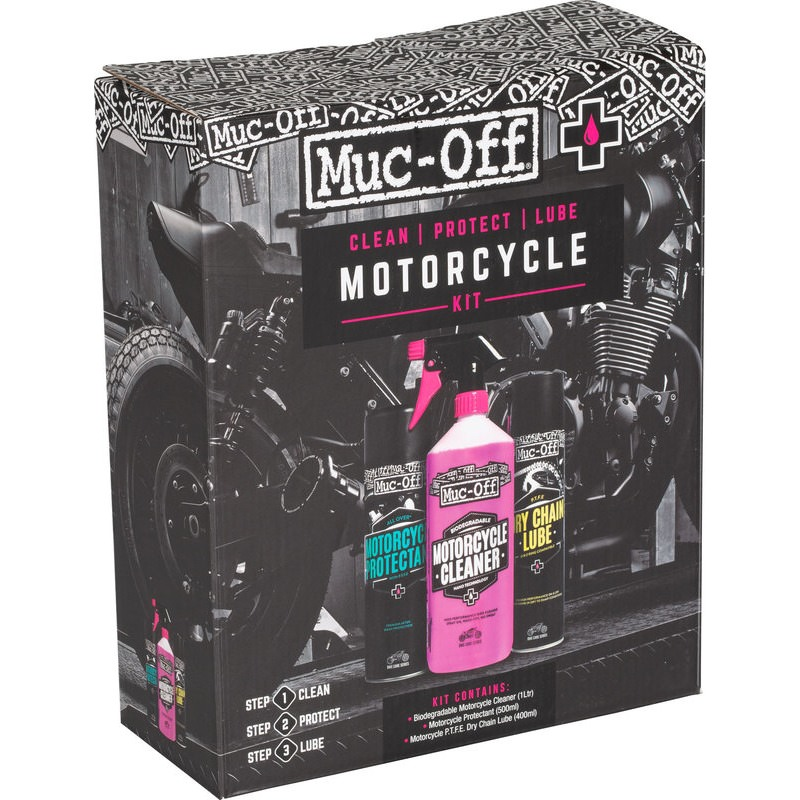 MUC-OFF MOTORCYCLE CLEAN,