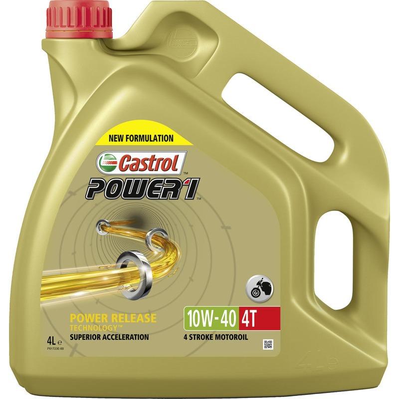 CASTROL MOTORENOEL POWER1