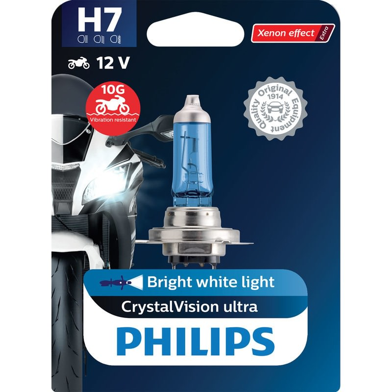 PHILIPS CRYSTALVISION H7