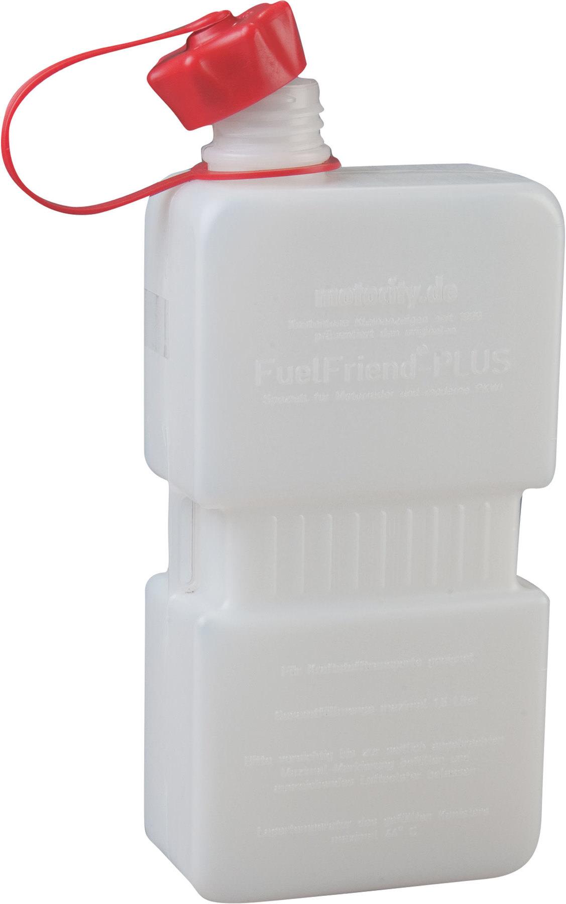 Fuelfriend plus 1,5l rouge essence bidon zapfpistolen convient//avec füllrohrset