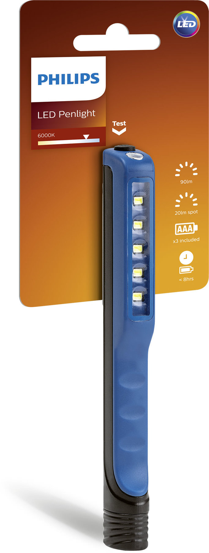 Philips LED Inspektions Lampe Test | Juli 2020
