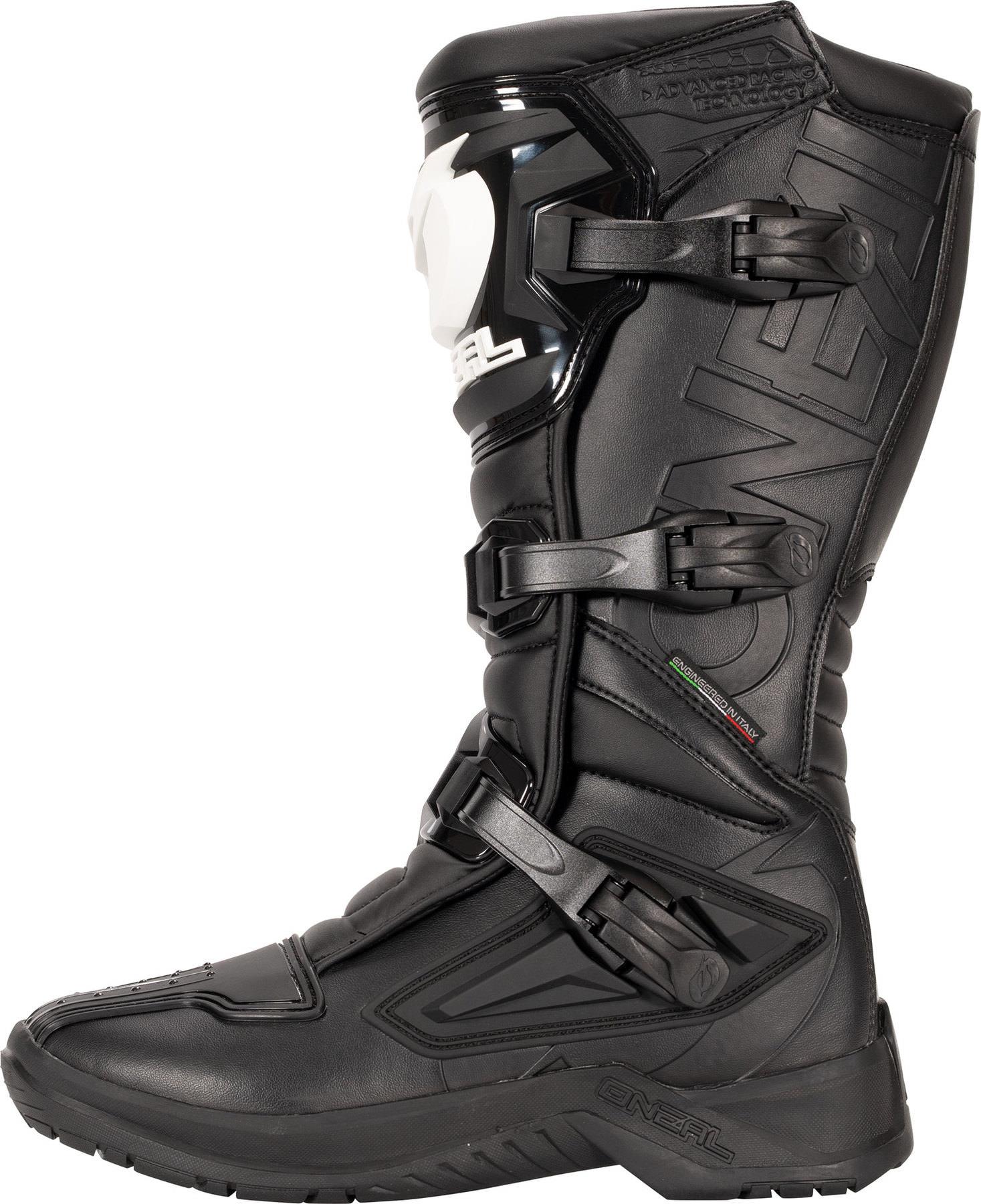 Oneal RSX Boot EU Black Protectors MX Motocross