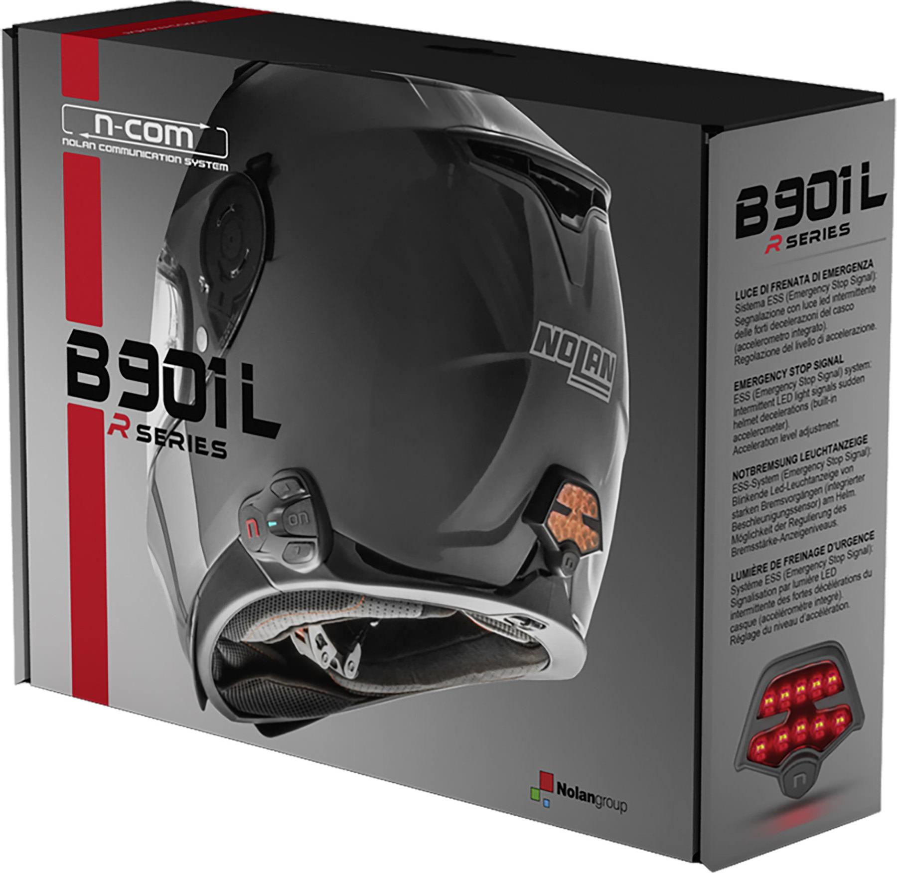 Bluetooth for Helmet Nolan N-Com B901 x Version Single