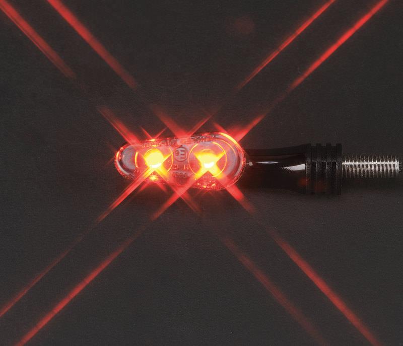 LED-DOPPELBLINKER ASPHALT