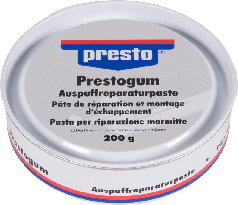 PRESTOGUM EXHAUST