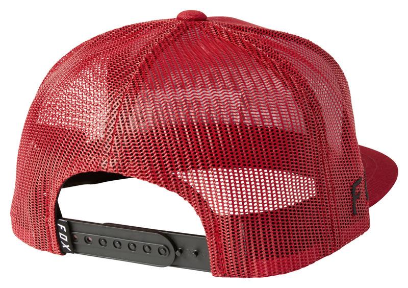 FOX HONDA SNAPBACK CAP