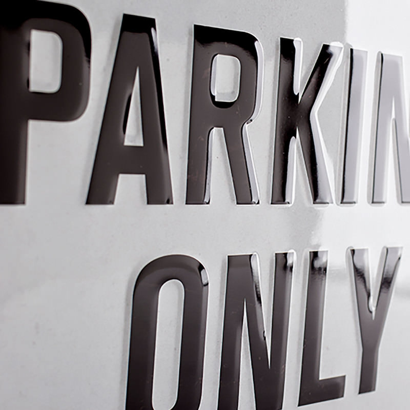 *BMW PARKING ONLY*