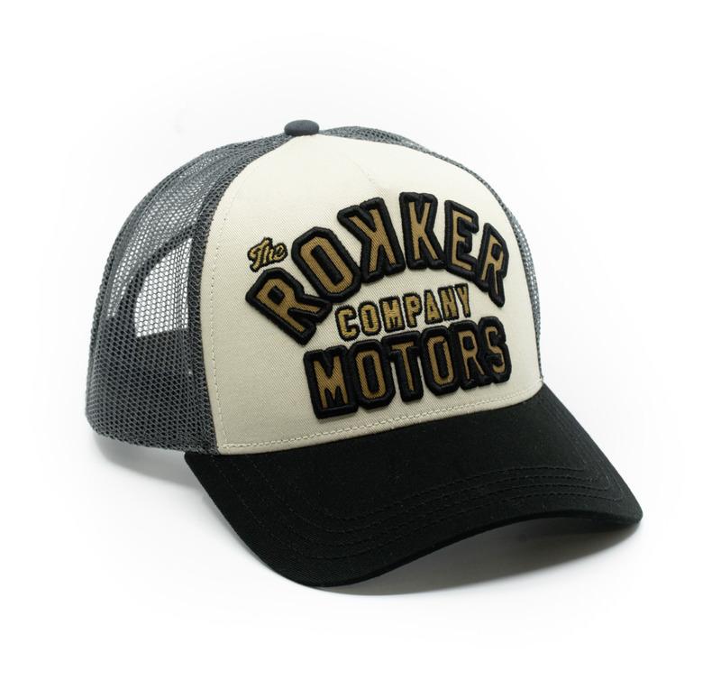 ROKKER MOTORS TRUKKER CAP