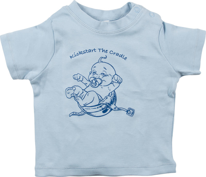CRADLE BABY  T-SHIRT