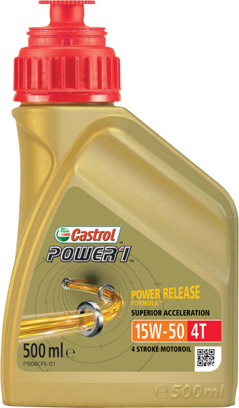 CASTROL MOTORENOEL 15W-50