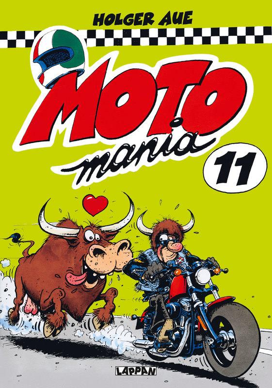 MOTOMANIA COMIC BAND 11