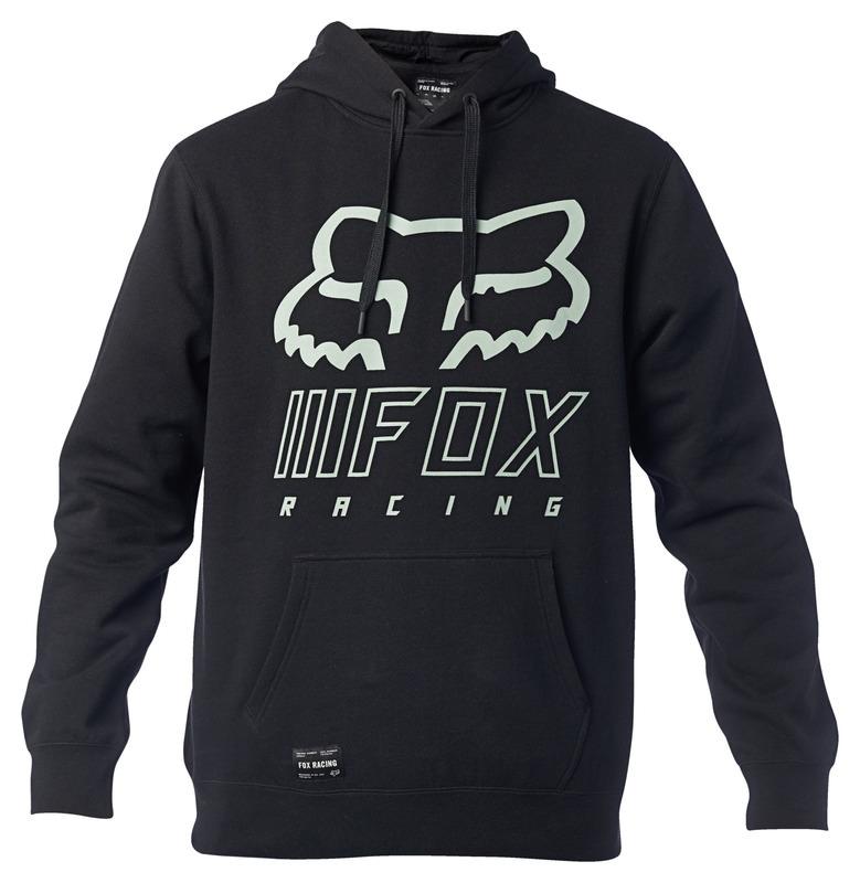 FOX OVERHAUL HOODIE
