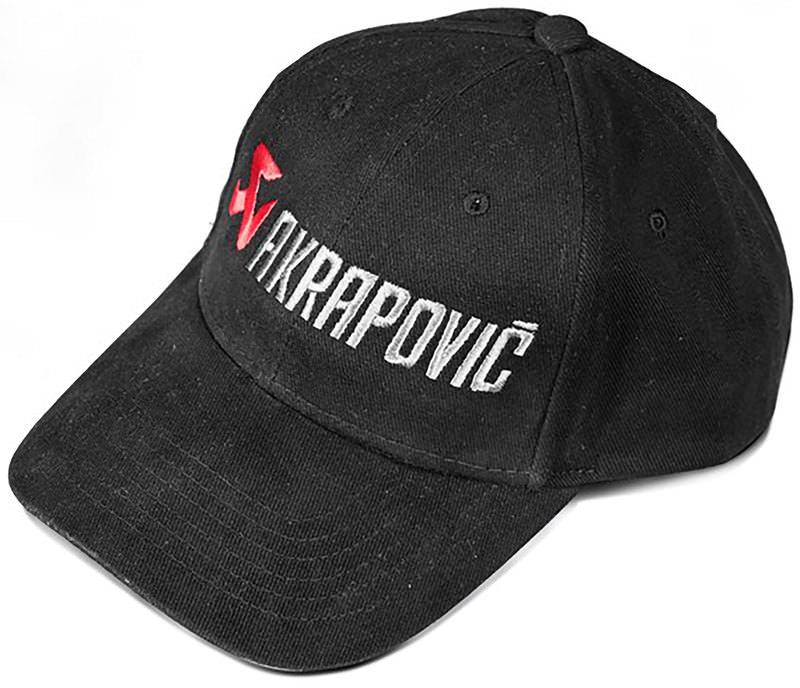 AKRAPOVIC BASEBALLCAP