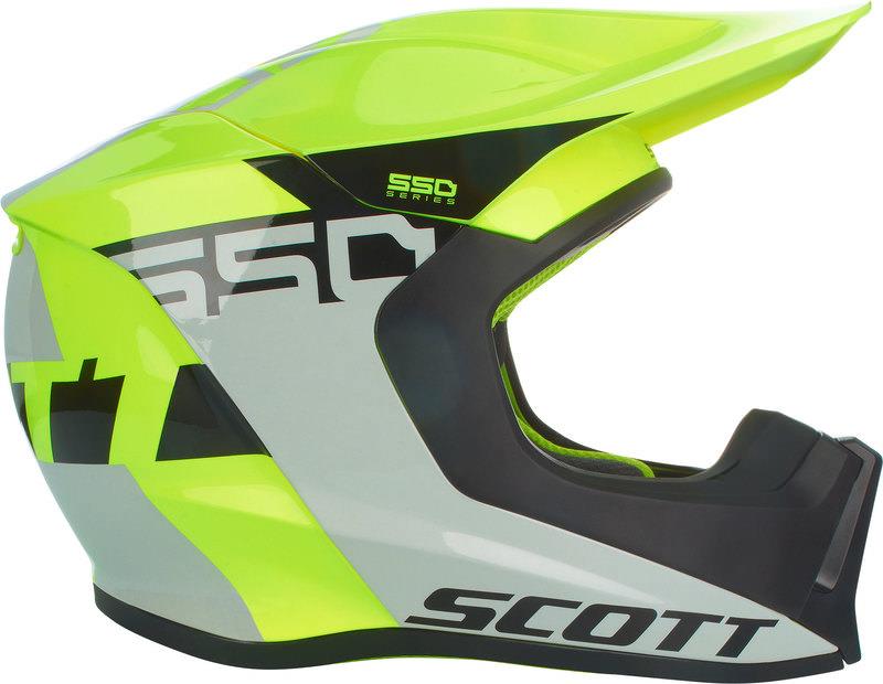 SCOTT 550 WOODBLOCK