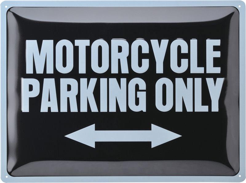 BLECHSCHILD *MOTORCYCLE