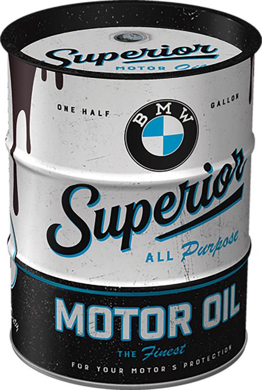 SPARDOSE ÖLFASS BMW