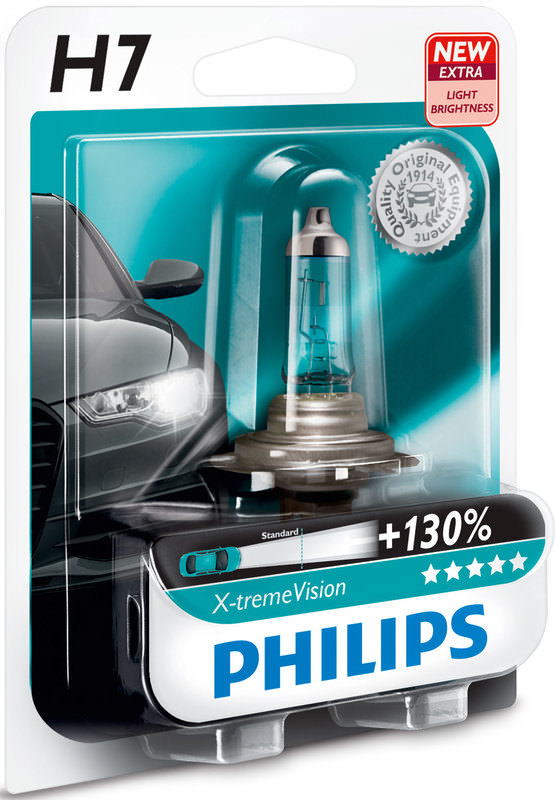 PHILIPS X-TREMEVISION H7