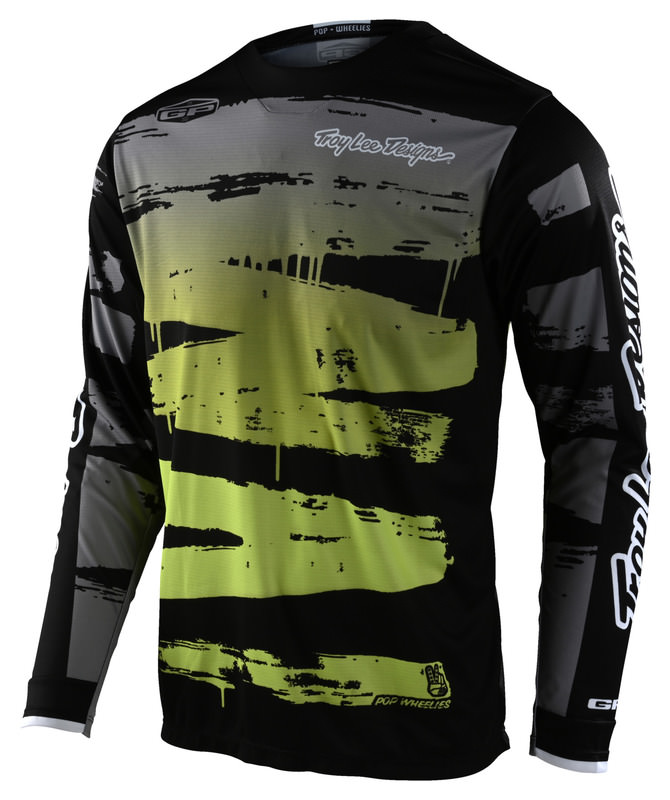 TLD GP BRUSHED JERSEY
