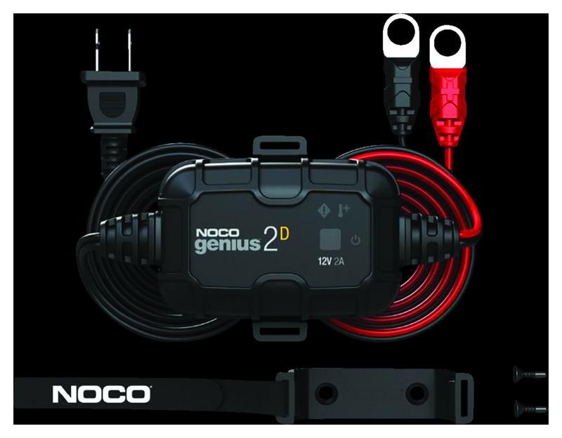 NOCO GENIUS2D 12V 2A