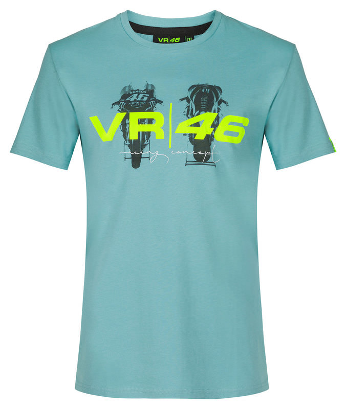 VR46 LIFESTYLE T-SHIRT