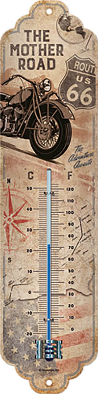 THERMOMETER *ROUTE 66*