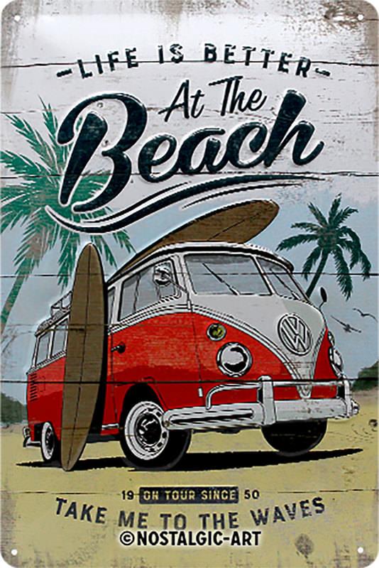 BLECHSCHILD VW BEACH