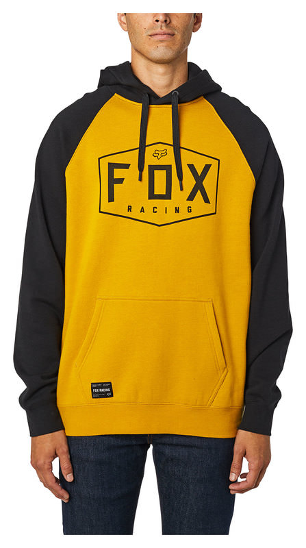 FOX CREST HOODIE